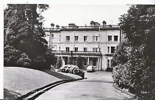 Kent Postcard - Front Entrance of David Salamons Home - Real Photograph    DD475