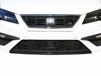 D050 Alerón de Espada Lámina Carbono Brillante Seat Leon 5F Facelift Cupra Fr Sc