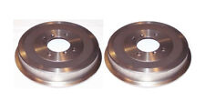 Pair of New MGB Brake Drums 1968-1980 100% New High Quality