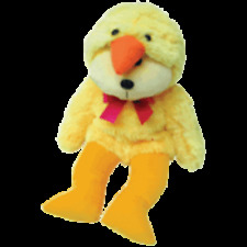 """Skansen Cuddly Kid """"Chirp"""" The Chick Bear Mint With Mint Tag"""