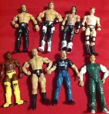 WWE World Wrestling Figures - Lot Of 8!