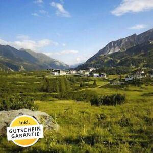 3 Tage Sommerurlaub Hotel Alpina 4* Obertauern Salzburger Land Wandern Biking