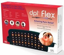 dpl Flex Pain Relief System LED Light Therapy Wrap Pad Arthritis Sore Muscle NEW