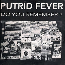 "Putrid FEVER ""do you remember?"" 12"" - LP/New-negazione"