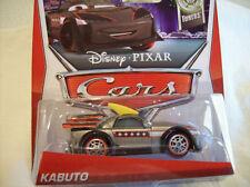 CARS - KABUTO -  Toon Tokyo Mater Mattel Disney Pixar