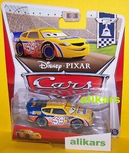 B - RPM - #17 Piston Cup No 64 Disney Pixar Cars auto diecast voiture car Mattel