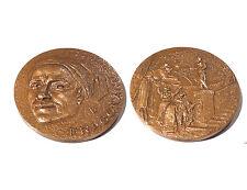 Objet de collection médaille bronze  Fragonnard 1968