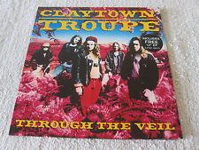 "Claytown Troupe - Through the Veil - LP + free 12"" - 1989 - Gatefold"