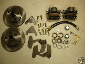 1952 1953 Mercury front disc brake conversion kit