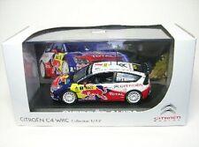 Citroen C4 WRC No. 1 S. Loeb Rally Catalonia 2009