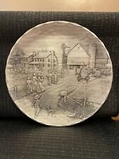 Wendell August Forge ~ Farmhouse ~ Hammered Plate