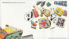 The Beatles Royal Mail First Day Covers Issued January 9, 2007