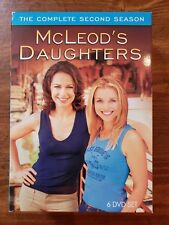 McLeod's Daughters - The Complete Second Season (DVD, 2007, 6-Disc Set)