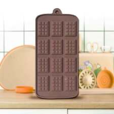 Silicone Cake Decorating Mould Candy Cookies Chocolate Baking DIY Molds Bar Tool