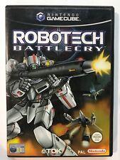 Nintendo GameCube ROBOTECH BATTLECRY PAL ITA