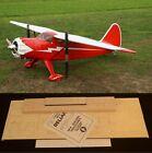 """84"""" Ws STINSON RELIANT SR-8 R/c Plane short kit/partial kit and plans, PLS READ"""