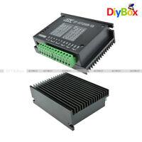0.2-5A Single Axis CNC Engraving Machine Stepper Motor Driver Controller TB6600