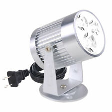 3W White LED Aluminum Pinspot Stage Effect Light Spotlight DJ Disco Club Party