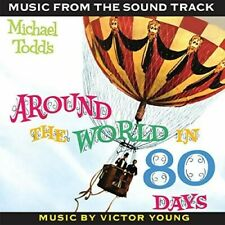 Around The World In 80 Days / O.S.T. - Victor Young (2018, CD NIEUW)