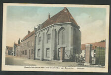 Naarden  Weeshuis-kazerne met Kapel waarin Graf van Comenius