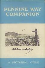 Pennine Way Companion, A J Wainwright, Good Condition Book, ISBN