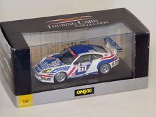 Onyx Porsche LeMans Racecar Diecast Racing Cars