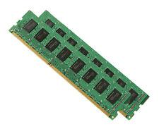 2GB DDR1 RAM Arbeitsspeicher DDR400/333/266 PC3200/2700/2100 2x1GB Kit