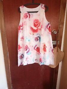 Airydress Women's Size XL Floral Dress Brand New rrp$79.99