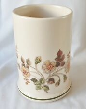 Marks and Spencer Autumn Leaves Utensil Jar / Pot