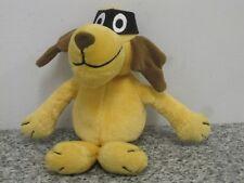 Hong Kong Phooey dog cartoon network Morbido Peluche Beanie Toy Golden Bear