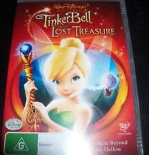 Tinker Bell And The Lost Treasure - Walt Disney (Australia Region 4) DVD - NEW