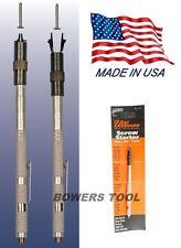 Ullman 5-3/4 in Phillips Torx Hex Screw Starter Alloy Steel Bit Magnetic USA