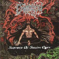 DEMIGOD - SLUMBER OF SULLEN EYES (+1 Bonus) RARE CD Jewel Case+GIFT Death Metal