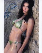 NIA PEEPLES.. Bikini Clad Cutie - SIGNED