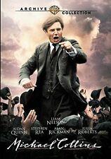 MICHAEL COLLINS NEW DVD Liam Neeson,Alan Rickman,Aidan Quinn, Niel Jordan
