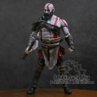 Original God of War 4 PVC Kratos Action Figure Collectible Model Toy Gift 18cm
