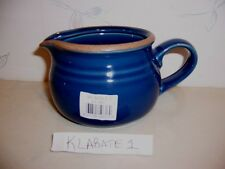 NEW Noritake MADERA BLUE Gravy Boat (pitcher, creamer) - NEW IN BOX & VERY RARE