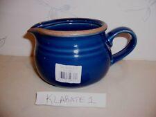 NEW Noritake MADERA BLUE Gravy Boat (pitcher, creamer) - BRAND NEW & VERY RARE