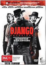DJANGO UNCHAINED : NEW  DVD