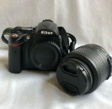Nikon D5000 12.3MP Digital SLR Camera - Black (Kit with AF-S DX Nikkor 18-55mm)
