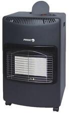 Lifestyle 4.2kw Black Portable Calor Gas Cabinet Heater + Regulator and Hose