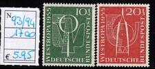 Germania federale Westropa 1955
