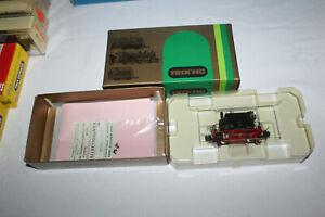Trix Express 32215 DB Tenderlok BR 98 307 Glaskasten - Neuwertig + OVP