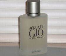 ACQUA DI GIO by GIORGIO ARMANI Men's 3.4 oz. 100 ml eau de Toilette, Spray, NEW