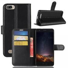 Doogee X20 Cartera Funda Cover Flip Wallet Case bolsa Carcasa Negro