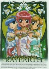 Magic Knight Rayearth Greek Goddess Pencil Board Shitajiki NEW