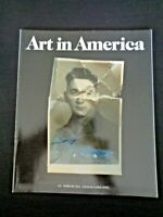 Art in America 2014 Feb Magazine Pablo Bronstein Studio Isa Genzken MoMA Museum