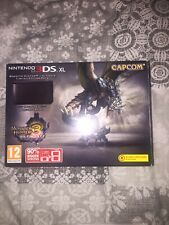 Nintendo 3DS XL Monster Hunter 3 Ultimate Limited Edition Black + lego movie