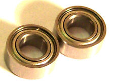 Clutch Ball Bearings 10mm by 5mm by 4mm 10x5x4 10 x 5 x 4 2pcs
