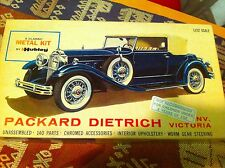 Hubley metal kit Packard Dietrich scale 1:22